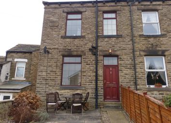 Thumbnail 1 bed terraced house for sale in Knowles Hill Road, Dewsbury, West Yorkshire.