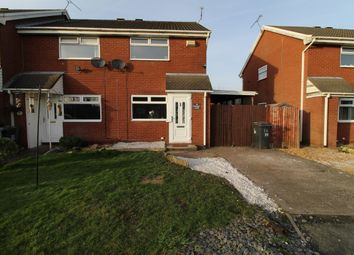 2 bed semi-detached house for sale in Holbury Close, Crewe CW1
