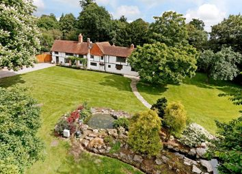 Thumbnail 5 bedroom detached house for sale in Arborfield, Reading