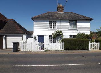 Thumbnail 2 bed cottage to rent in Upper Platts, Ticehurst, Wadhurst