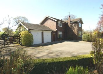 Thumbnail 3 bed detached house for sale in Pinfold Lane, Northop Hall, Flintshire, 6He.