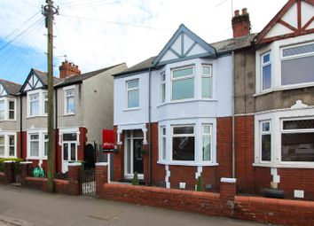 Thumbnail 3 bedroom property for sale in Lansdowne Road, Canton, Cardiff
