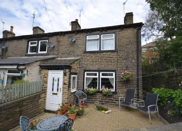 Thumbnail 3 bed cottage for sale in Ford, Queensbury, Bradford
