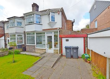 Thumbnail 3 bed semi-detached house for sale in Ivyfield Road, Erdington, Birmingham