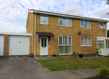 Thumbnail 3 bedroom semi-detached house for sale in Navigators Way, Hedge End, Southampton, Hampshire