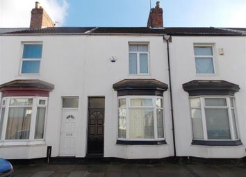 Thumbnail 3 bed terraced house for sale in Colville Street, Middlesbrough