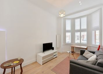 Thumbnail 1 bed flat to rent in Cheyne Gardens, Chelsea