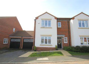 Thumbnail 3 bed semi-detached house for sale in Mortimer Crescent, Kings Park, St. Albans, Hertfordshire