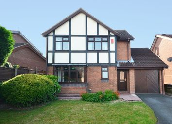 Thumbnail 4 bedroom detached house for sale in Beechmont Grove, Birches Head, Stoke-On-Trent
