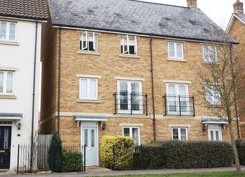 Thumbnail 4 bed semi-detached house for sale in Portland Avenue, Swindon