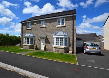 Thumbnail 4 bed detached house for sale in Lantern Close, Llanharan, Pontyclun