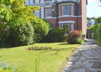 Thumbnail 2 bed flat for sale in Cadnant Park, Conwy