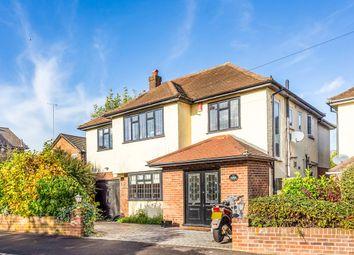 Thumbnail 5 bed detached house to rent in Broadhurst Gardens, Chigwell