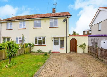 Thumbnail 2 bed semi-detached house to rent in St Gregorys Close, Deal
