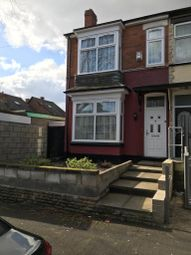 3 bed terraced house to rent in Ryland Road, Erdington, Birmingham B24