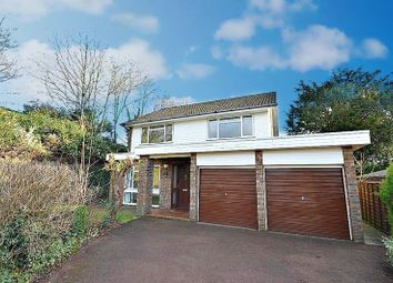 Thumbnail 4 bed detached house for sale in The Highway, Croesyceiliog, Cwmbran