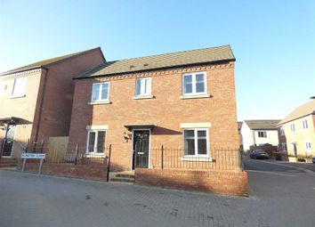 Thumbnail 4 bedroom detached house for sale in Lineton Close, Lawley Village, Telford, Shropshire