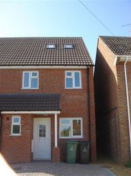 Thumbnail 3 bed semi-detached house to rent in Newall Avenue, Watton, Thetford