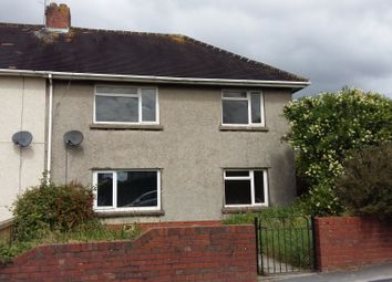 Thumbnail 3 bed semi-detached house for sale in Pen Y Bigyn, Llanelli