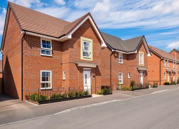 """Thumbnail 4 bedroom detached house for sale in """"Kington"""" at Green Lane, Yarm"""