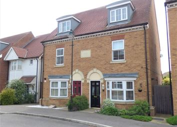 Thumbnail 3 bed semi-detached house for sale in Cormorant Road, Iwade, Kent