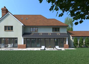 Thumbnail 6 bedroom detached house for sale in Hoe Lane, Nazeing, Essex
