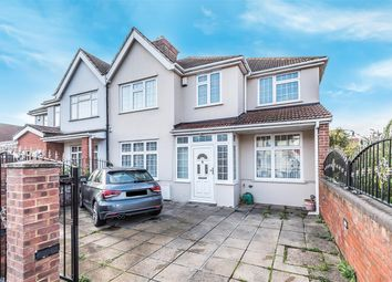 Thumbnail 4 bed semi-detached house for sale in Lulworth Way, Hayes