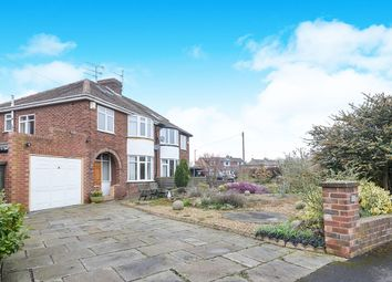 Thumbnail 3 bedroom semi-detached house for sale in Hilbeck Grove, York