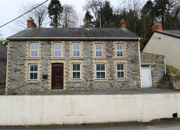 Thumbnail 4 bed detached house for sale in Greenhill, Pontsian, Llandysul, Ceredigion