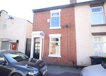 Thumbnail 2 bed terraced house for sale in Plevna Road, Preston