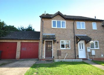 Thumbnail 2 bed semi-detached house for sale in Wildern Lane, Northampton