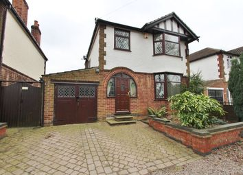 Thumbnail 3 bed detached house for sale in Nottingham Road, Nuthall, Nottingham