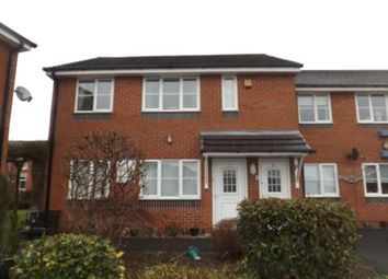 Thumbnail 2 bed flat for sale in Greenall Street, Ashton-In-Makerfield, Wigan, Greater Manchester
