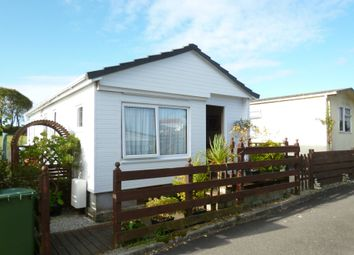 Thumbnail 1 bed mobile/park home for sale in Wheal Rodney, Gwallon, Marazion