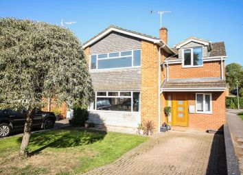 Thumbnail 4 bed detached house for sale in Garnet Court, Marlow