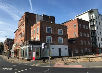 Thumbnail 1 bed flat for sale in The Cigar Factory, Canning Circus, Derby Road
