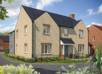 Thumbnail 5 bed detached house for sale in Summertown, East Hanney, Wantage