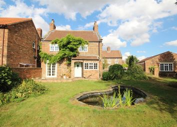Thumbnail 3 bed detached house for sale in Main Street, Hemingbrough, Selby