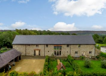 Thumbnail 5 bed detached house for sale in Hall Farm Barns, Norbury, Bishops Castle, Shropshire