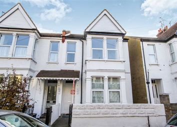 Thumbnail 3 bedroom flat for sale in Burdett Avenue, Westcliff On Sea, Essex