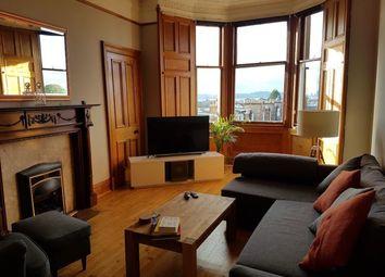 Thumbnail 3 bed flat to rent in Cargil Terrace, Edinburgh