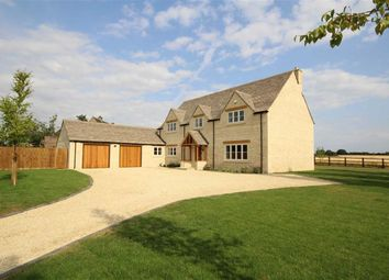 Thumbnail 4 bedroom detached house for sale in Cirencester, Gloucestershire