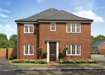 "Thumbnail 5 bed detached house for sale in ""The Corfe"" at Market View, Dorman Avenue South, Aylesham, Canterbury"