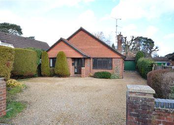 Thumbnail 3 bed detached bungalow for sale in Alton Road, Fleet, Hampshire