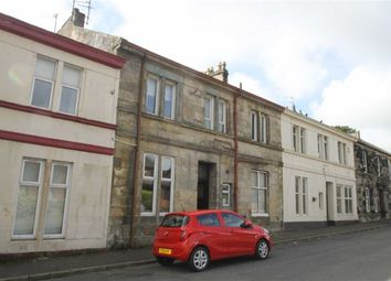 Thumbnail 1 bed flat for sale in Dunlop Street, Stewarton, Ayrshire