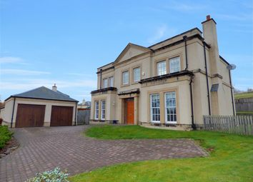 Thumbnail 4 bed detached house for sale in Bowmont Court, Kelso, Roxburghshire