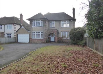 Thumbnail 4 bed detached house to rent in Wokingham Road, Earley, Reading