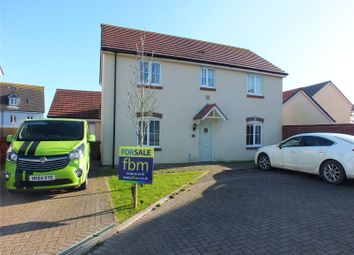 Thumbnail 4 bed detached house for sale in Wentworth Close, Hubberston, Milford Haven