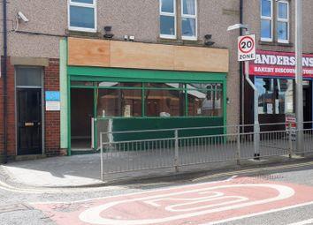 Thumbnail Retail premises to let in 3 Poplar Buildings, Woodhorn Road, Ashington