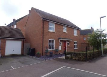 Thumbnail 4 bed detached house for sale in Stafford Close Kingsway, Quedgeley, Gloucester, Gloucestershire